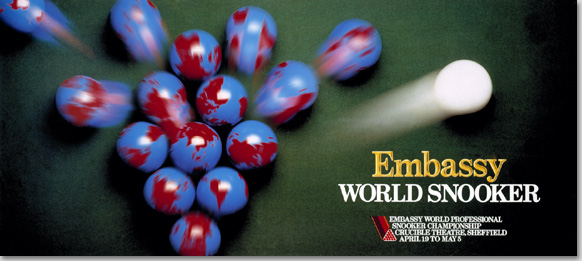 Embassy snooker
